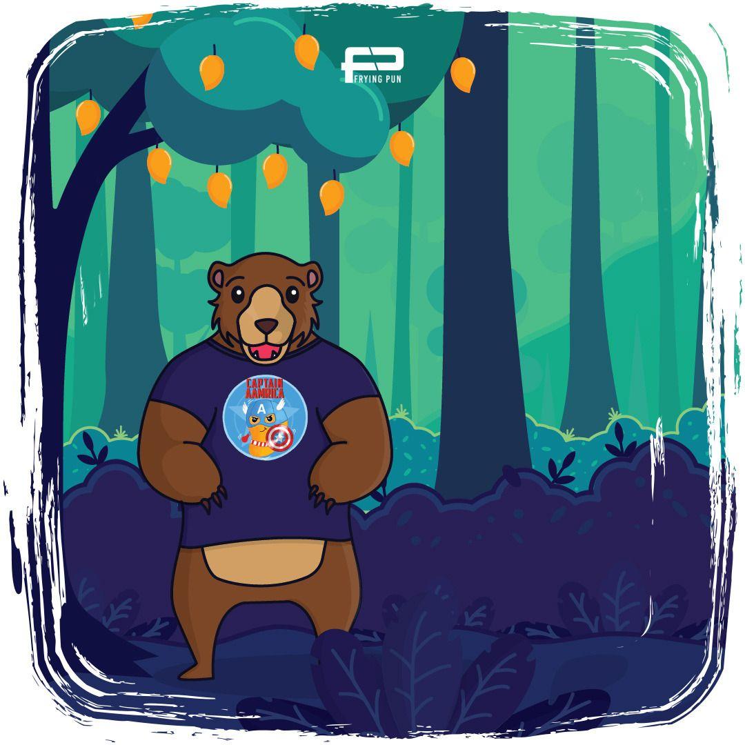 Aam-i tomake Bhalu-bashi! . . . #captainamerica #captainaamrica #fun #funny #pun #punny #punverse #punsworld #puns #tshirt #tshirts #funnytshirts #merch #merchandise #art #design #illustration #illustrator #marvel #mcu #avengerspic.twitter.com/yKH5mO1yvD