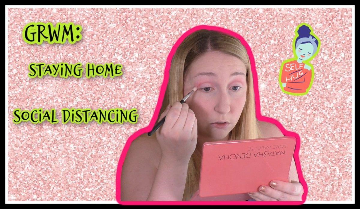Got the Corona blues? Check out my new video!  https://youtu.be/um7x6IJ6L_E #coronavirus #grwm #covid19 #myexperience #socialdistancing #stayhome #getreadywithme #beauty #makeup #letstalk #makeupaddictpic.twitter.com/7mTkcJiZxb