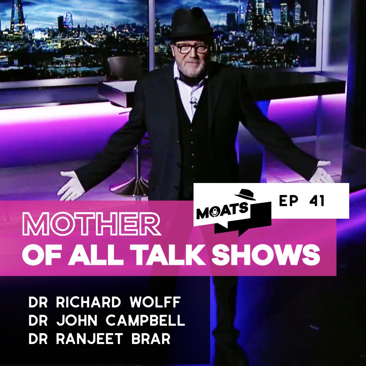 Heres this weeks #MOATS  podcast:  https://anchor.fm/dashboard/episode/ec4ch5  …  Find it on your favourite podcast platform  @georgegalloway  @Rango1917  @profwolff