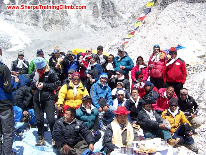 http://www.SherpaEmergencyFund.org   - All of the Sherpas lost their jobs this season, due to the closure of Everest.  Thank you very much for making your donation!  https://www.summitclimb.com/page/how-to-donate/ …  #Everest2020 #Climbing #Expedition #SummitClimb
