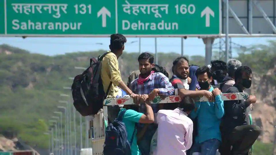 #21daysLockdown | Migrant movement out of Mohali, Chandigarh blocked, shelters set up  #CoronavirusOutbreak  https://www.hindustantimes.com/chandigarh/migrant-movement-out-of-mohali-chandigarh-blocked-shelters-set-up/story-57ESJzrXpISscwi9kknqQM.html…