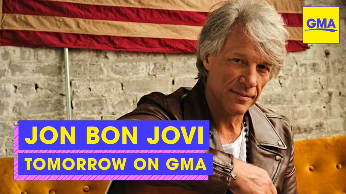 Tune in tomorrow during the 8a hour to see JBJ on @GMA