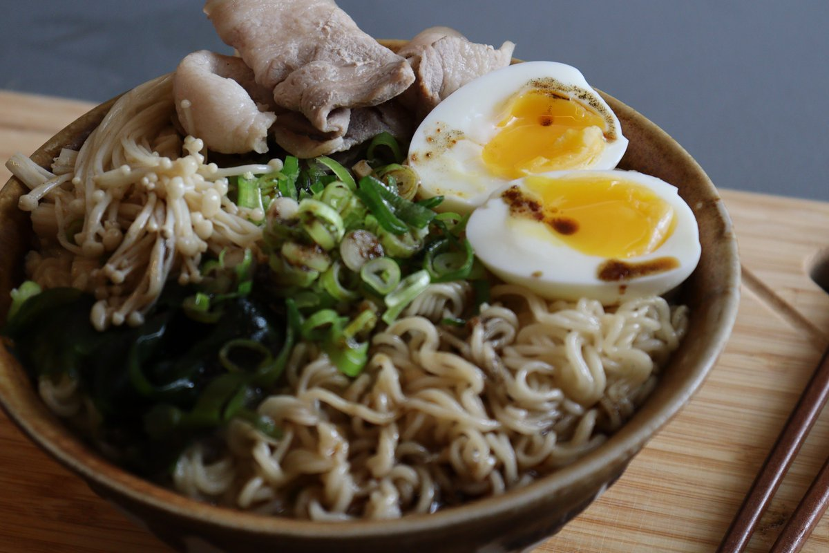 Level up your ramen! Watch this! click link below  #foodphotograpie #instafood #foodblogger #foodlover #foodgasm #yummy #delicious #foodies #healthyfood #foodpics #tasty #homemadeeverything #ramen