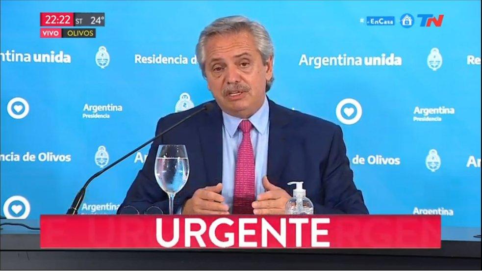 #AlbertoEnLaTvPublica Photo