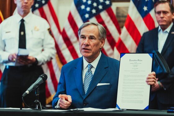 Today I issued an Executive Order preventing the@release of dangerous criminals from prisons & jails.   We want to prevent the spread of #COVID19 among prison staff & inmates.   But, releasing dangerous criminals in the streets is not the solution.   #txlege #coronavirus
