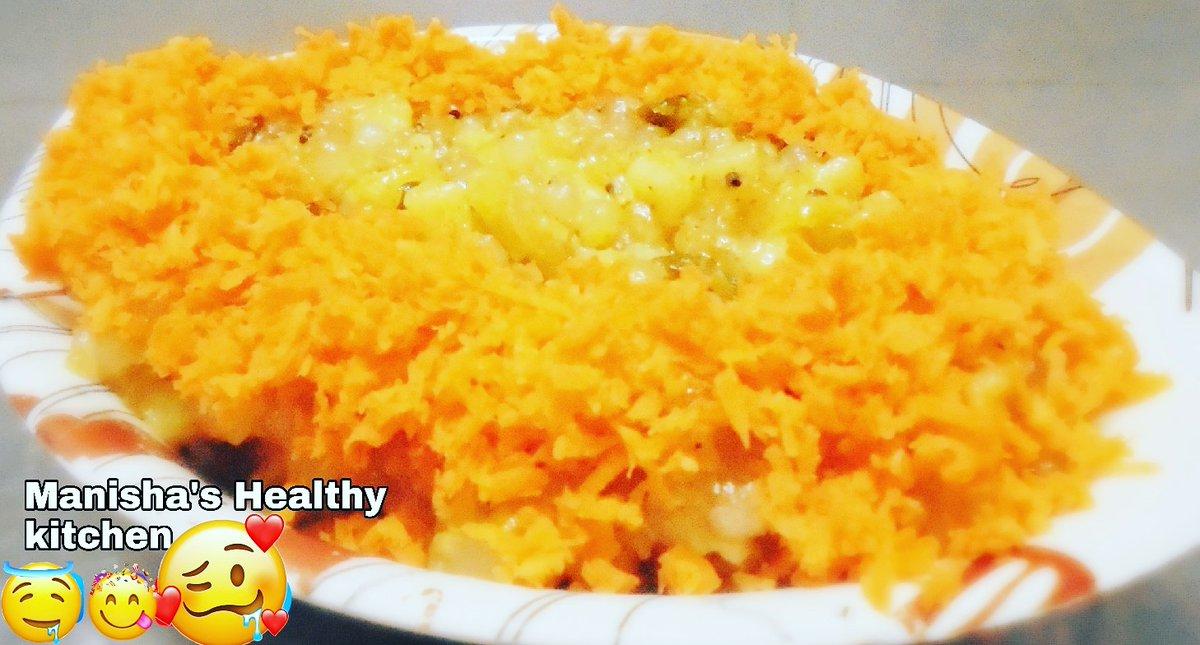 Sabudana-khichadi with salad🥗 Eat healthy stay healthy  . . . . #Manishas_healthy_kitchen #cooking #AloneTogether #HealthForAll #healthy #food #GoodMorning #navaratri #fastfood #yummymummies #foodie #foodies #Indian #indianfood