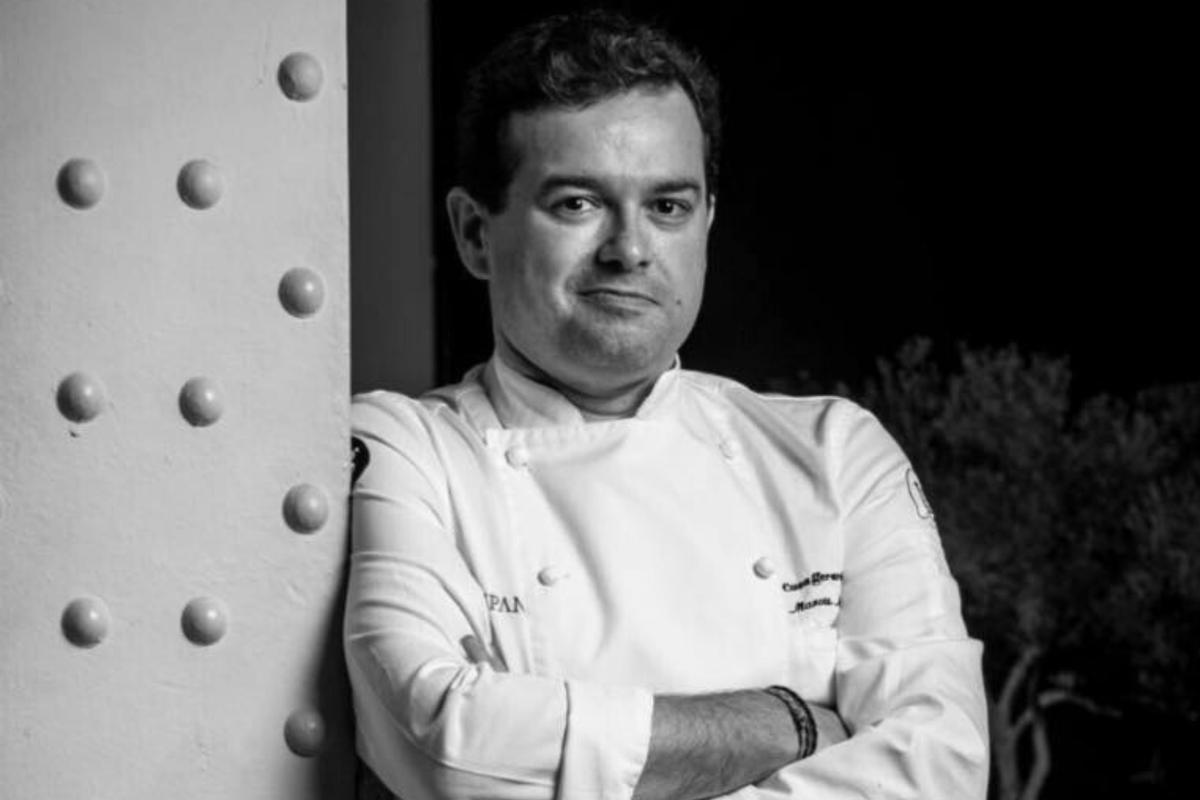 Vivencias de la cuarentena. Chefs de España. Vol. 12: Marcos Morán 👏👏👏👏 #YoMeQuedoEnCasa #GastroMadrid 🔝 #Restaurante #Chef #España #MarcosMorán @Casa_Gerardo @cateringCG #Vivencia #Cuarentena #QuédateEnCasa #Gastro