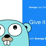 Image for the Tweet beginning: We use @golang in our