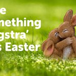 Image for the Tweet beginning: 2 weeks til Easter Monday,