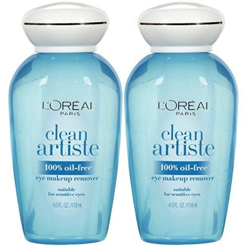 L'Oreal Paris Skin Care Clean Artiste Oil Free Eye Makeup Remover (2 Pack) for $11.98!!!  Clip the coupon!!! https://amzn.to/37N1NzI pic.twitter.com/68i7vsNhnQ