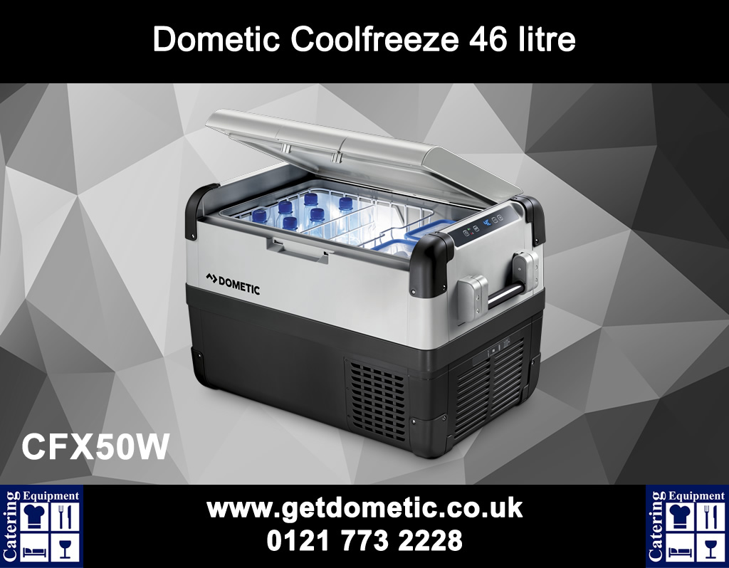 Coolfreeze 50W Powered Coolbox  #catering #camping #chef #restaurant #birmingham