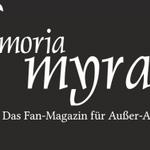 Image for the Tweet beginning: Memoria Myrana 57 erschienen