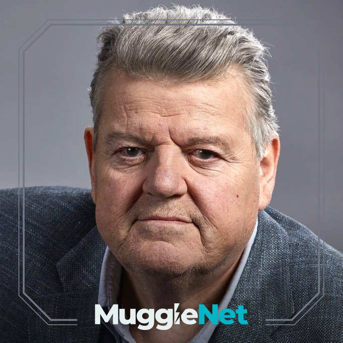 Happy Birthday to Robbie Coltrane, who portrayed Rubeus Hagrid in the films!