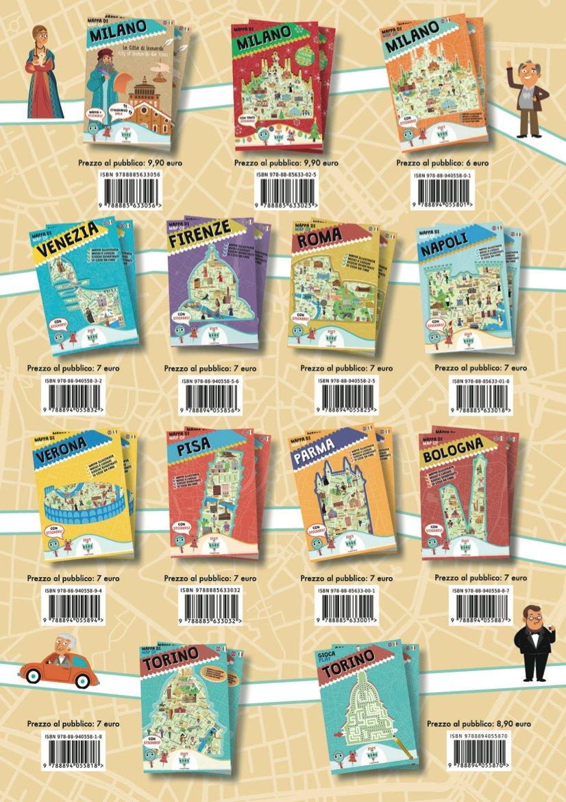 """test Twitter Media - In questo particolare periodo se desiderate fare una visita """"sulla carta"""" nelle città italiane con i vostri bambini e raccontare luoghi e personaggi a esse legate, potete farlo utilizzando le nostre #mappe disponibili su https://t.co/cpLVp8jCLD. https://t.co/XB0jTRGVge"""