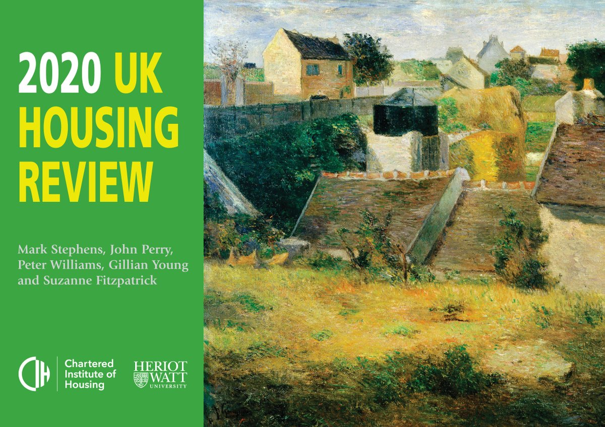 We @CIHhousing have just published #UKHR2020, which shows grant levels for new social #housing in England have fallen dangerously low and will need to rise to boost investment in response to the economic downturn caused by the #coronavirus outbreak. ow.ly/e0AV50yZl9b
