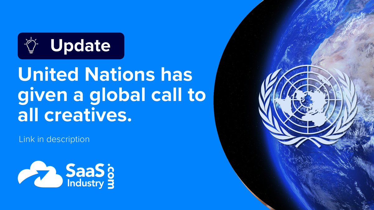 #Creative #Professionals this is for you:  @UN (United Nations) has launched an open brief to help spread public health messages! Here's the full brief: https://bit.ly/3bF89mR  You can be an #individual, an #agency, an #influencer #communications #creativity #publicrelationspic.twitter.com/IFDpomMaMB