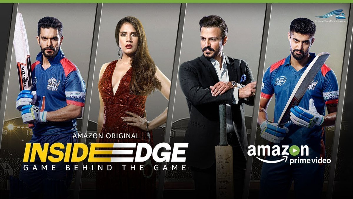 New post (Amazon Prime Inside Edge Season 3 Release Date, Cast, And Trailer) has been published on Web Series Reviews - https://www.webseriesreviews.com/?p=1356 #AmazonPrimeVideos never fail to keep us entertained, may it be a weekend or a weekday. It showcases a huge range of movies, web ... pic.twitter.com/khsNKMaDCc
