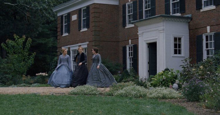 RT @directorsscene: Little Women (2019) dir. Greta Gerwig https://t.co/4MtDkF1p3Z