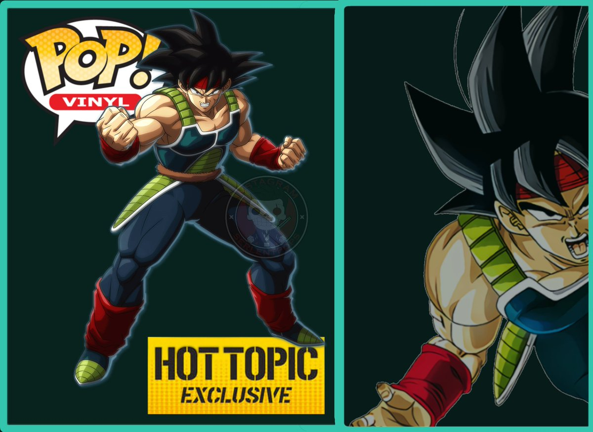Dragon Ball Z: Bardock funko pop coming Very likely to be Hot Topic exclusive Funko can always change their mind but it's meant for HT #funko #funkopop #funkopops #funkocommunity #pop #pops #serlent #serlentpops pic.twitter.com/kmklikgJiW