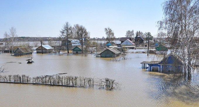 's Media: В третьей декаде апреля в Новосибирск придет паводок https://t.co/n4c0C08kee