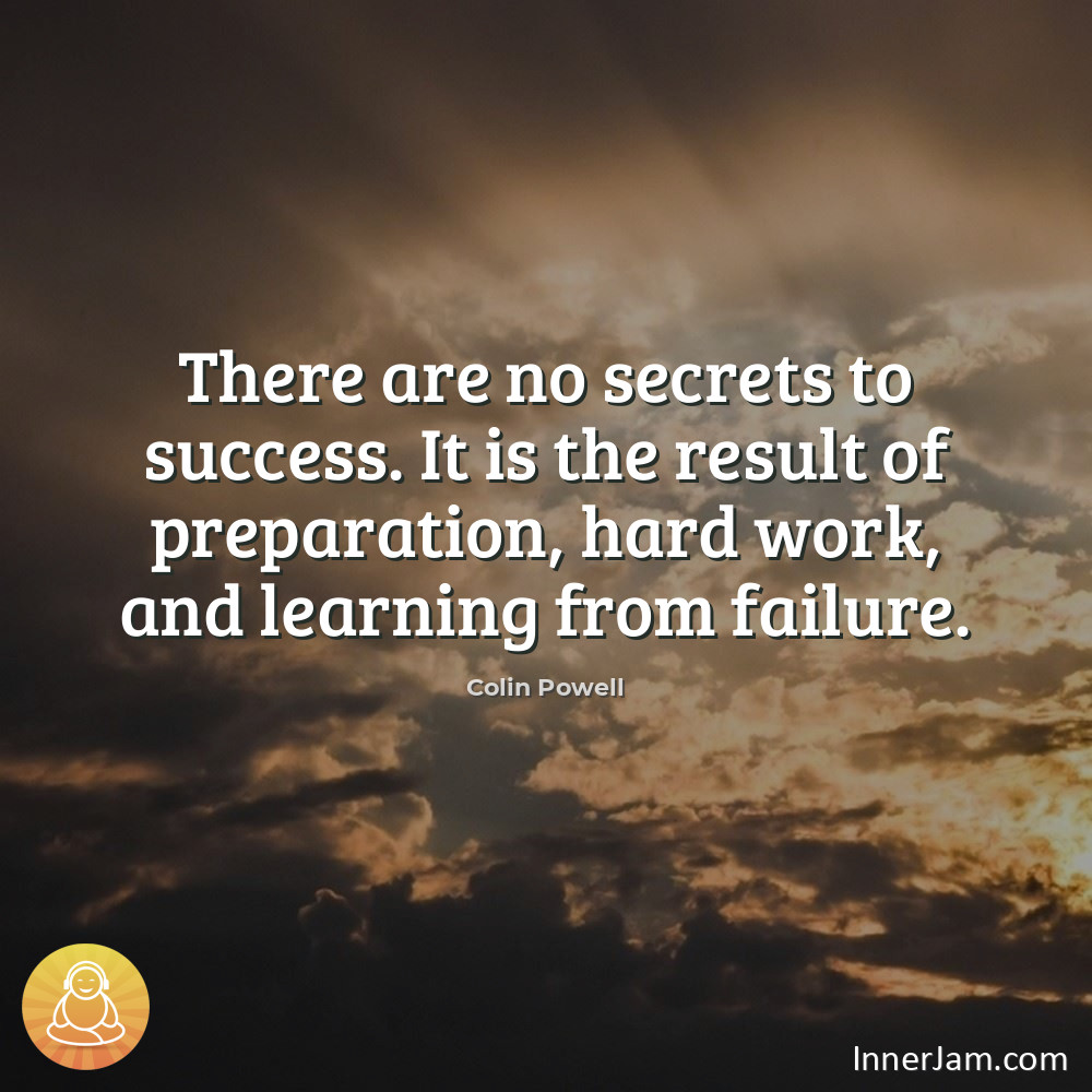 There are no secrets to success. It is the result of preparation, hard work, and learning from failure. . #inspiration #motivation pic.twitter.com/AdgqYIQDaq