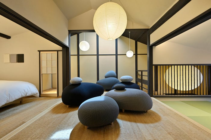 「京の温所 丸太町」憧れの京町家に泊まれるリノベ宿が京都に、檜風呂やTHREEアメニティ完備#京都 #ホテル▼写真・記事詳細