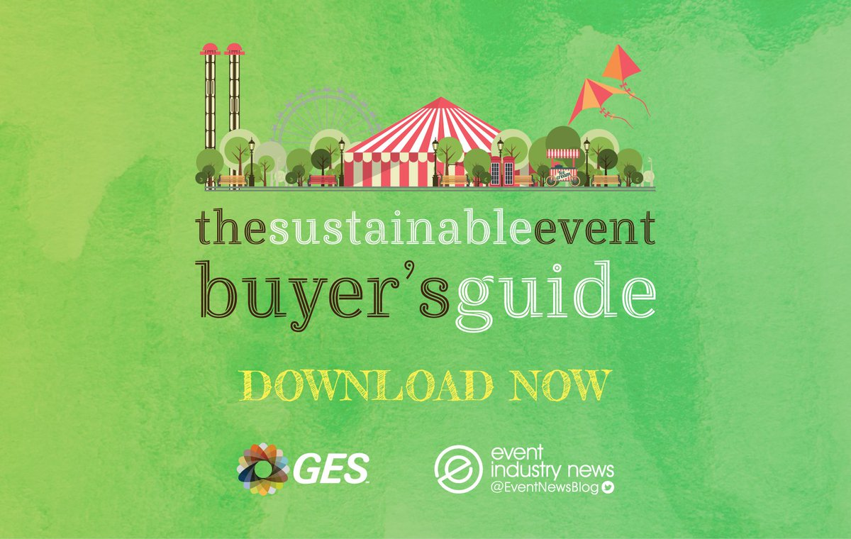 Create your most #sustainable event yet with top advice & solutions in our Sustainable Event Buyer's Guide - Download your free copy now http://ow.ly/Xq6j50yCj5d sponsored by @GES_EMEA #eventtech #eventprofs #sustainability #sustainable #ecofriendly #zerowaste #sustainablelivingpic.twitter.com/bpaUdiOBQV