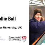 #MeetAScientist: @_HBall from @LancasterUni is a PhD student ...