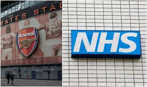 The Big Arsenal Quiz for the NHS shewore.com/2020/03/30/the…