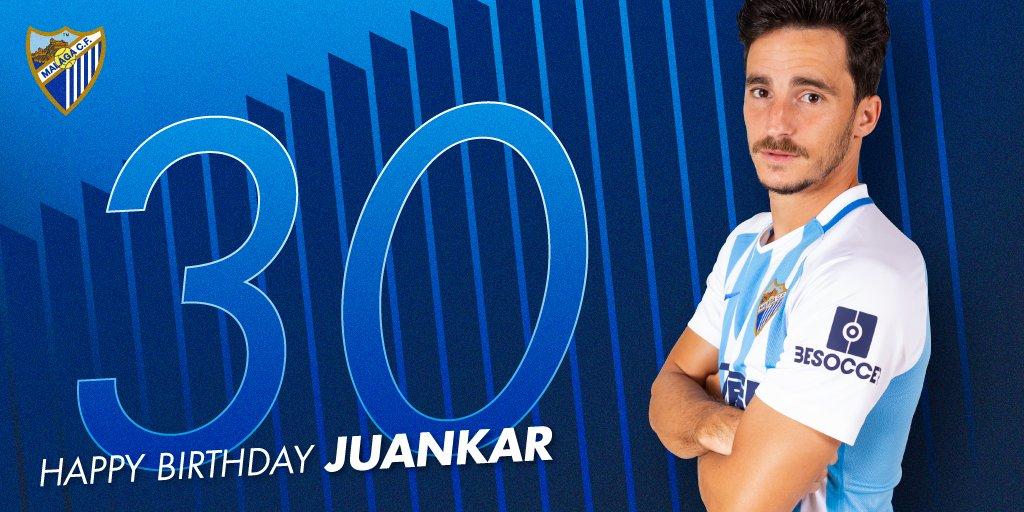 Happy Birthday to you, Happy Birthday to you! 🎶 🥳 Many happy returns, Juankar! 🥰