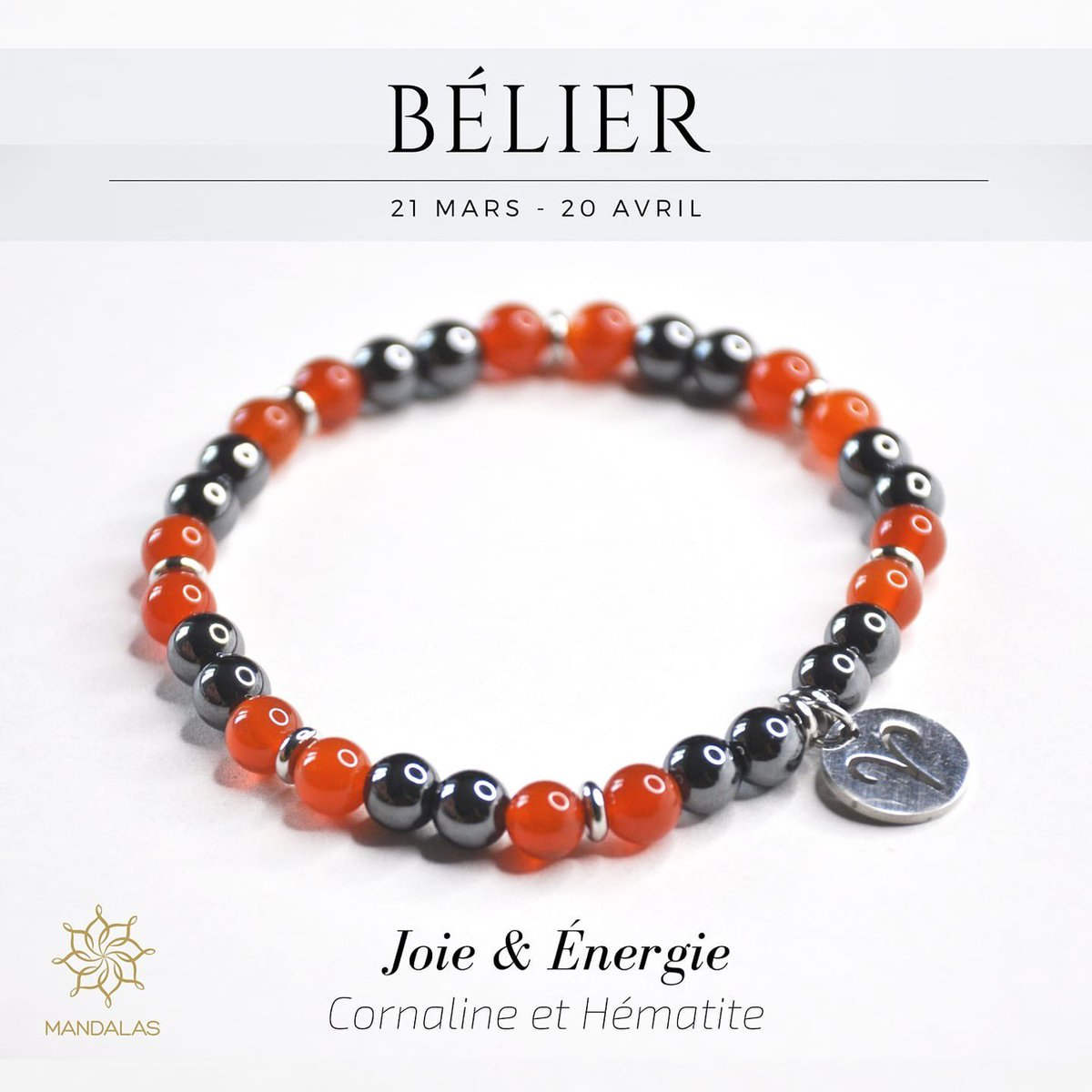 Bélier - 21 mars au 20 avril #Mandalas #bijoux #pierresnaturelles #bienêtre #mlm #vdi #autoentrepreneur #marketingdereseau #venteadomicile #ventedirecte #networkingpic.twitter.com/YNtsI0XT4u