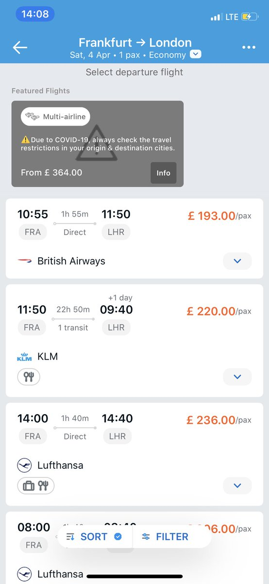 Uk In Indonesia On Twitter Our German Friends Are At It Again They Ve Opened 40 Places On A Flight For Citizens Leaving Jakarta On Friday 3 April At 17 25 Arriving