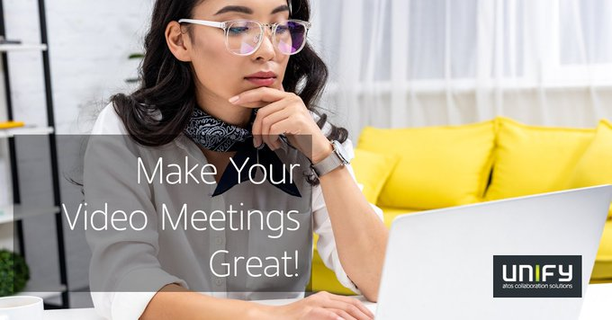 The transition from face-to-face to video meetings may feel awkward for many people. Especiall...