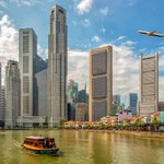 Image for the Tweet beginning: Singapore bans tourism and transit