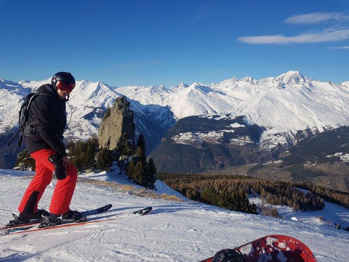 En @nevasport seguimos cargando historias de esquí.  Paradiski, 1.ª semana de febrero 2020 👉https://t.co/aQWQ48mIzV