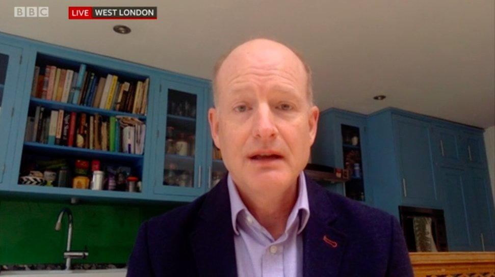 TV's @gompertz wins my 'desirable home Skype of the day' prize