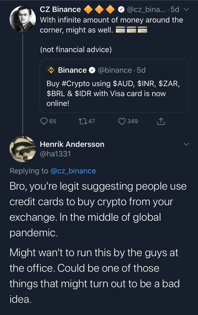 Tweet by @BlockDXExchange