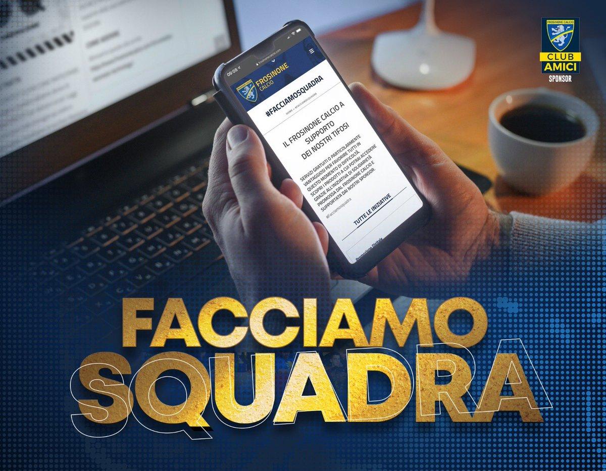 Frosinone Calcio @Frosinone1928