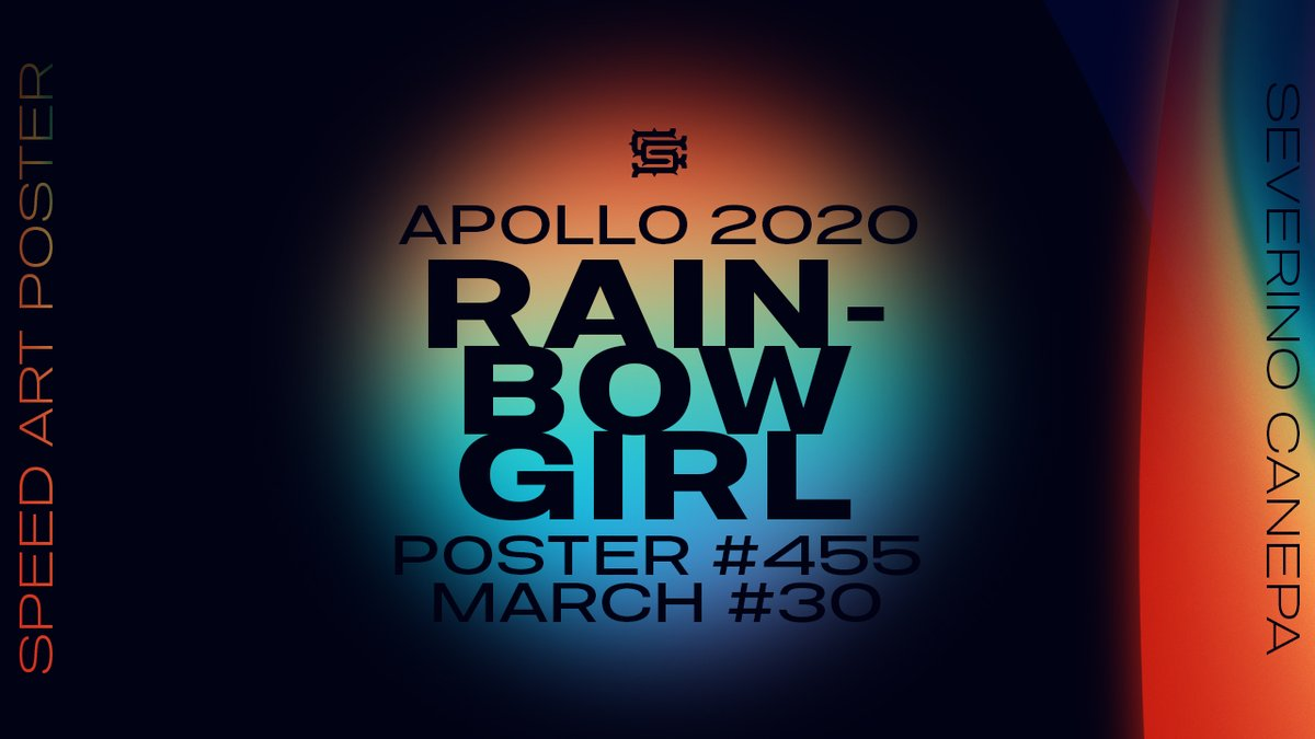 Rainbow Girl #Poster 455 Speed Art Video: https://youtu.be/E389uVZPij0  Website: https://severinocanepa.com/project/rainbow-girl-poster-455/ … #designinspiration #simplycooldesign #inspirationseed #modernart #postereveryday #graphic #skull #creation #visualart #GraphicDesigner #girlpowerpic.twitter.com/VjFeKhKzqE