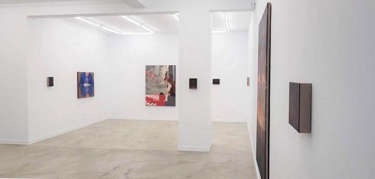Recordamos la exposición de Miguel Aguirre El sueño de la razón, inequívoca alusión a Goya. Muchos  personajes están más de actualidad que nunca..#dia15 #virtual #Miguel  Aguirre #arte_madridvirtualy#siguenosdesdecasa #exhibition #artemadrid