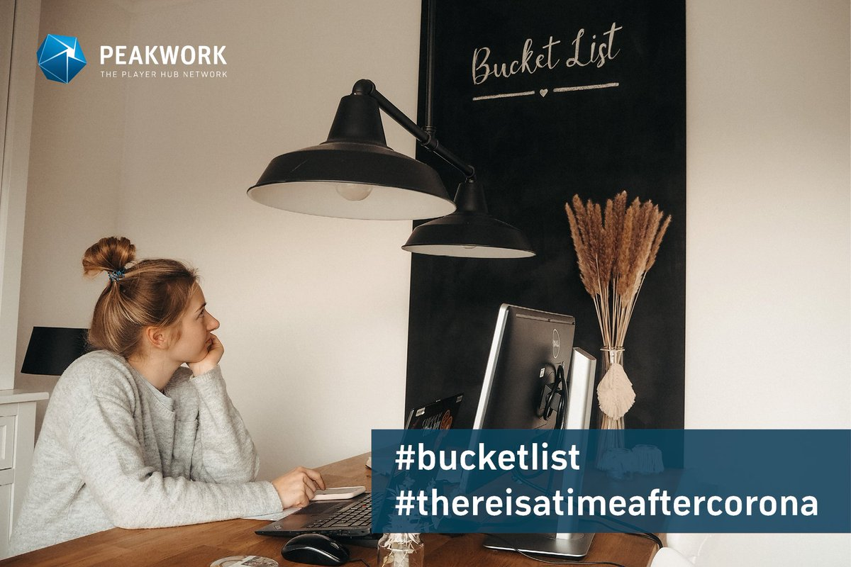 Why not use the time to think about all the travel destinations you always wanted to discover? We would love to hear you favourite ones! Tell us, what's on your bucket list for 2020/2021? #bucketlist #favouritetraveldestination #thereisatimeaftercorona #covid19 https://t.co/cbaWMfuyUT