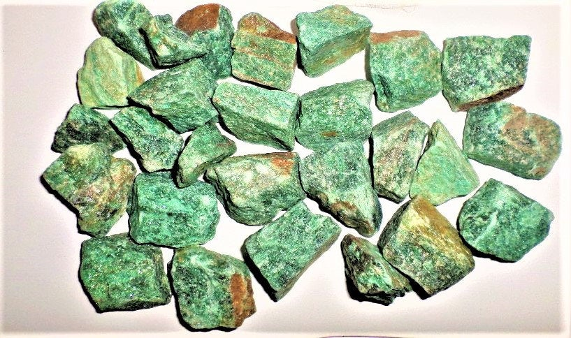"Beautiful Large 2 Pack 1"" to 1 1/2"" Natural Green Aventurine  #everythingelse #religious #green #naturalcrystals #healingcrystals #greenaventurine #growth #confidence #vitality #crystallovers #authentic #quality #crystaladdicts #crystalhealers"