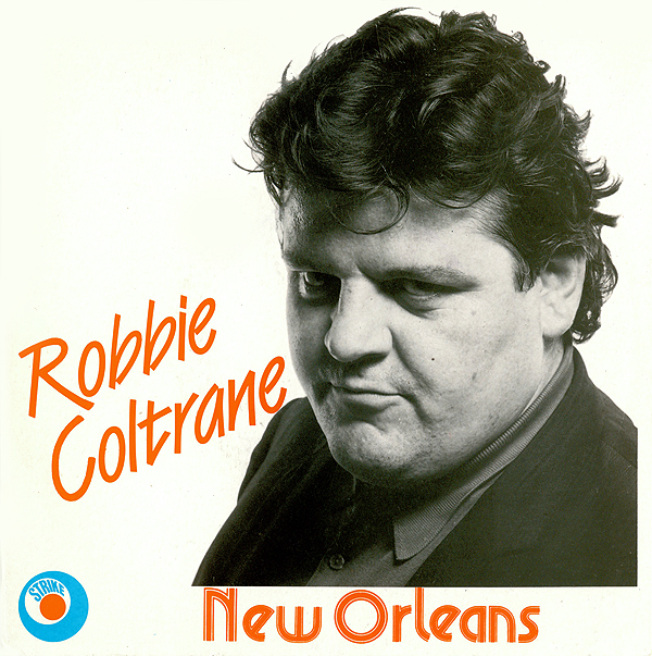 Happy birthday to Robbie Coltrane - 70 today!