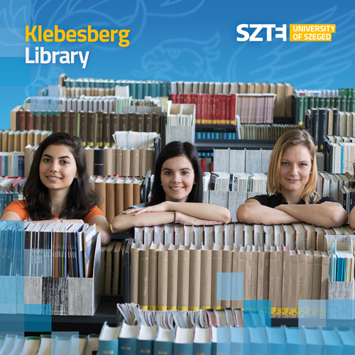 Central Europe's biggest university library, the #SZTE #KlebelsbergLibrary is located in the Study and Information Centre (TIK) with nearly 3 million documents, 350 thousand are shelved in the open reading areas on 4 floors organized by their respective subjects. @LibrarySzeged