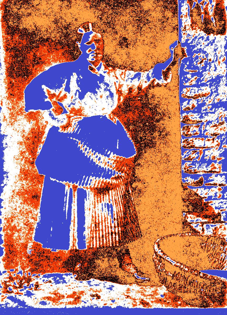 A Newhaven Fisherwoman, David Octavius Hill, @ngadc  #wikidata #digitalart #photo (Palette: #MarioSprite) 🖌🎨