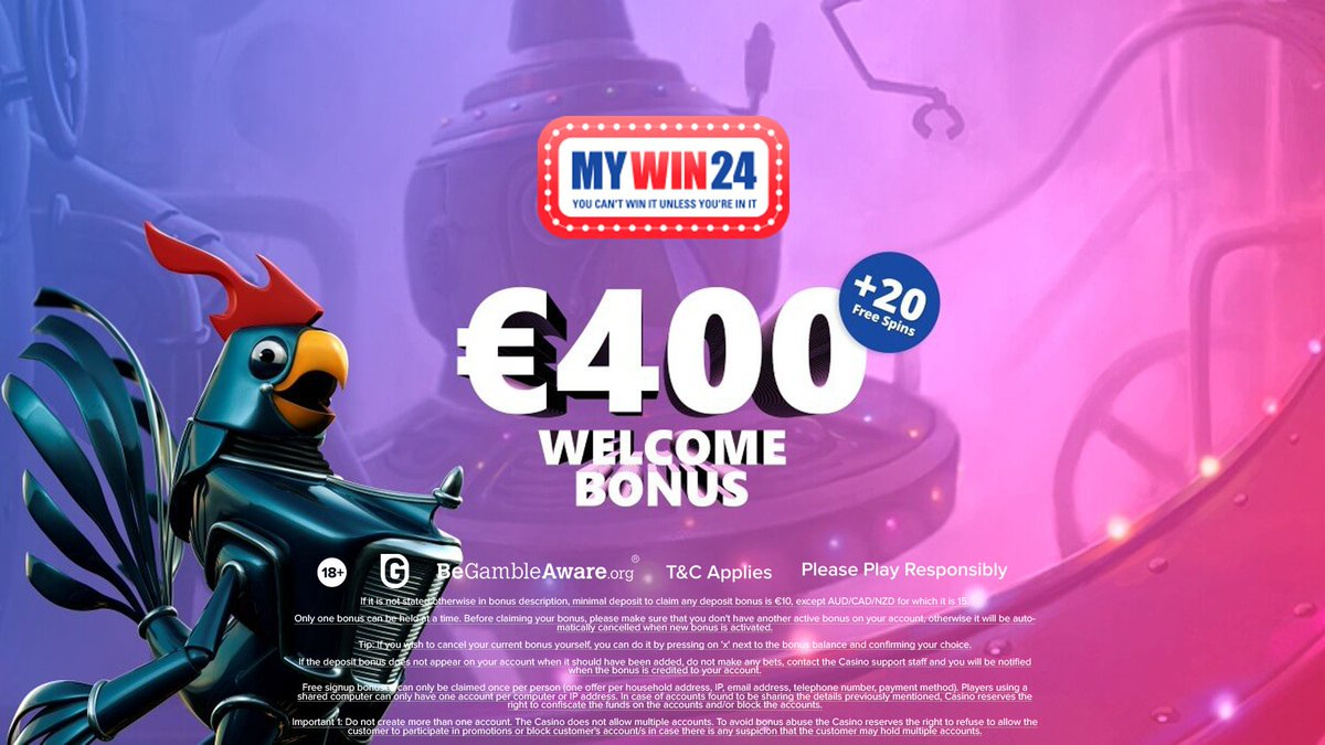 Askgamblers On Twitter Mywin24 Casino Has Come Up With Quite An