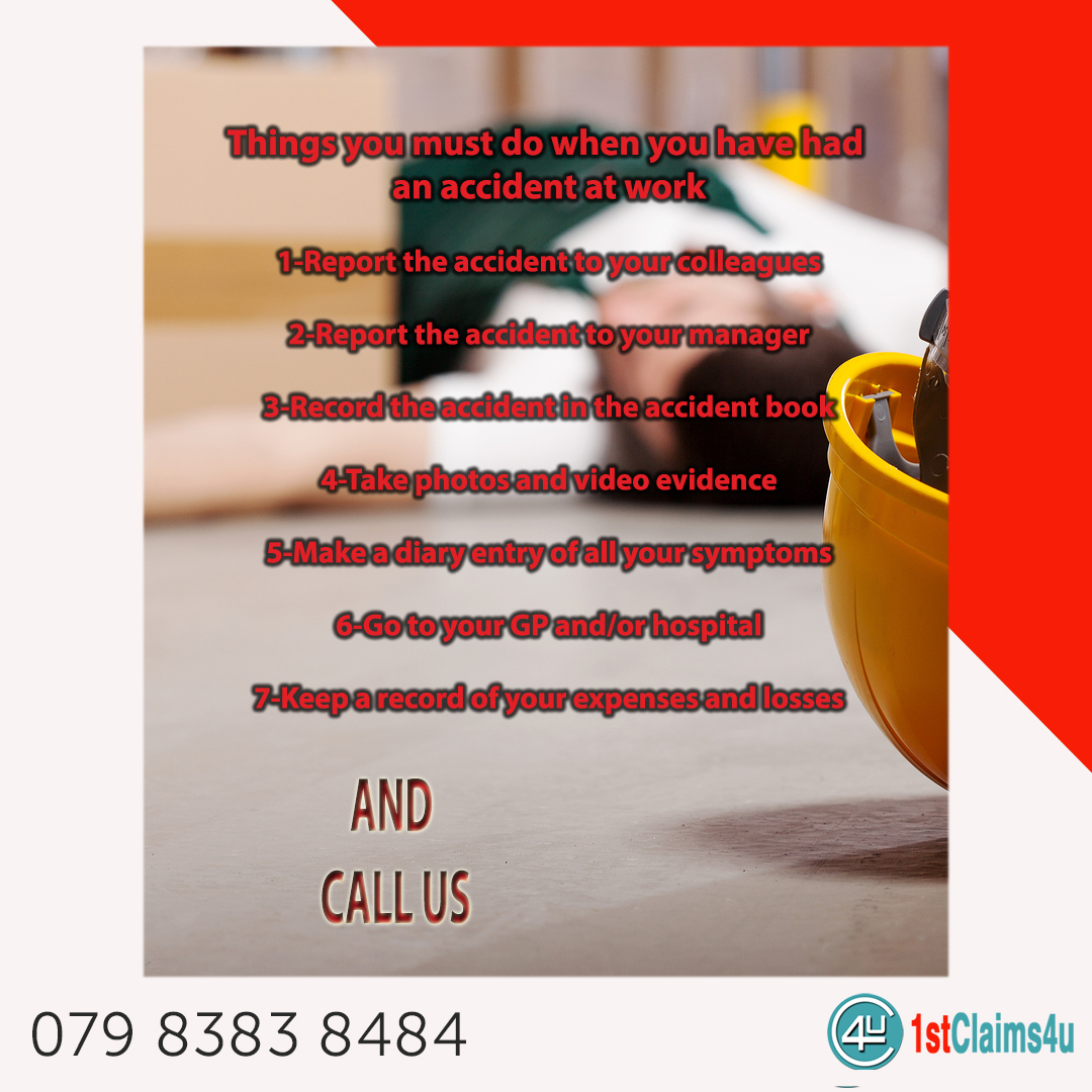 Compensation Claim Road Traffic Accidents • Work accidents • Accidents in a Public Place • Slips, Trips or Falls accidents • General Accidents   #claimsassistance #VehicleRepair #faultaccident #Recovery  #Storage #VehicleRecovery  #AccidentManagement #VehicleHirepic.twitter.com/4wKHBzBzo8