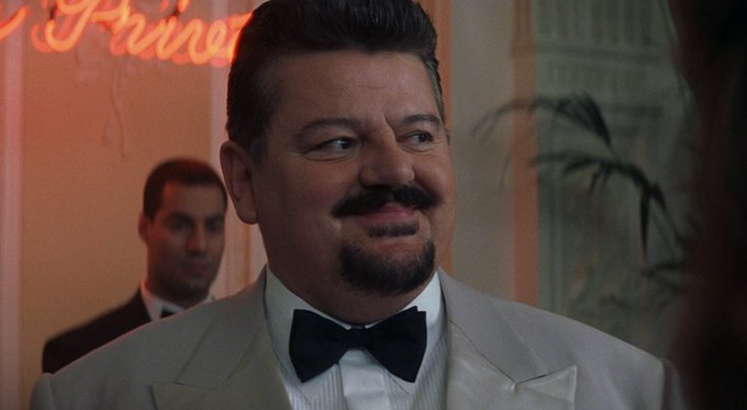 Happy 70th birthday to Robbie Coltrane! I\d like to call security and congratulate you!