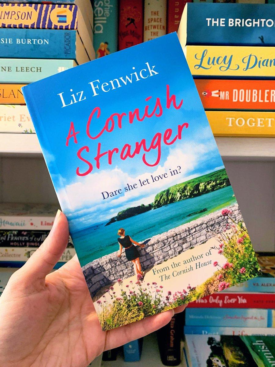 Book 53 on my #bookcasetour and #TBRjar  A Cornish Stranger by @liz_fenwick @orionbooks What did you think? No spoilers, please.  #bookblogger #scottish #selfisolation #booksmyshelf #bookstagram #followthetour #booklove #authorlove #mybooks #gratefulpic.twitter.com/PXQYWnmjEv