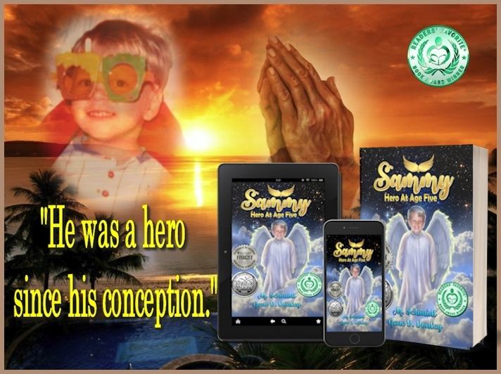 """...will keep you captivated right along with Sammy as he  unfolds his story about a horrific battle with cancer."" http://tinyurl.com/yxme5ne3  #mglit #memoir #ASMSG #ian1 #authoruproar  #ChildhoodCancer #bookboost #parenting #ChildLoss #eNovAaW  #PTSD #depression #siblinglove #Faithpic.twitter.com/NSQaFR1szq"